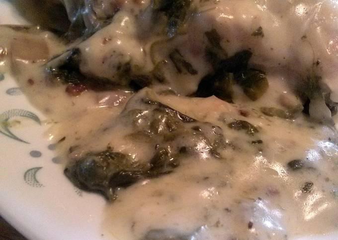 Step-by-Step Guide to Prepare Homemade Chicken Florentine Casserole
