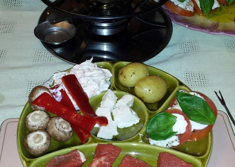 Recipe: Delicious Fondue