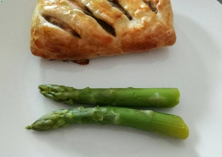 Salmon fillet and portobello pie, Many Of You May Not Realize This But Coconut Oil Can Have Great Health Advantages To It