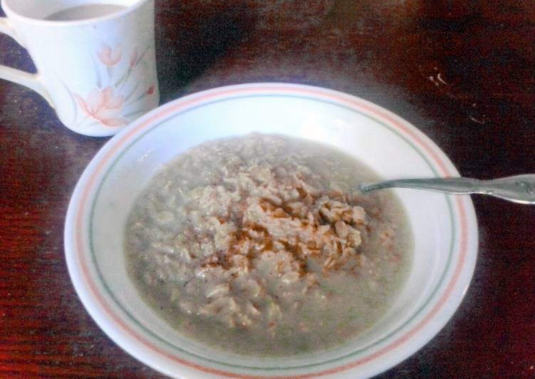 Sweet Morning Oatmeal