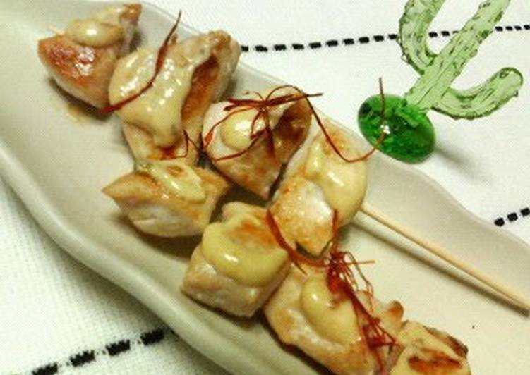Picking The Right Foods May Help You Stay Fit And Healthy Easy Mayo-Miso Chicken ☆ Seasoned with Yuzu Pepper Paste