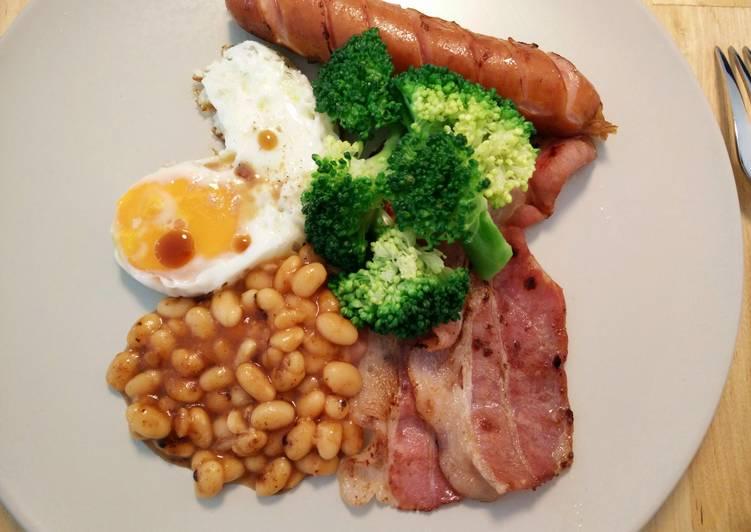 Sir's American Breakfast