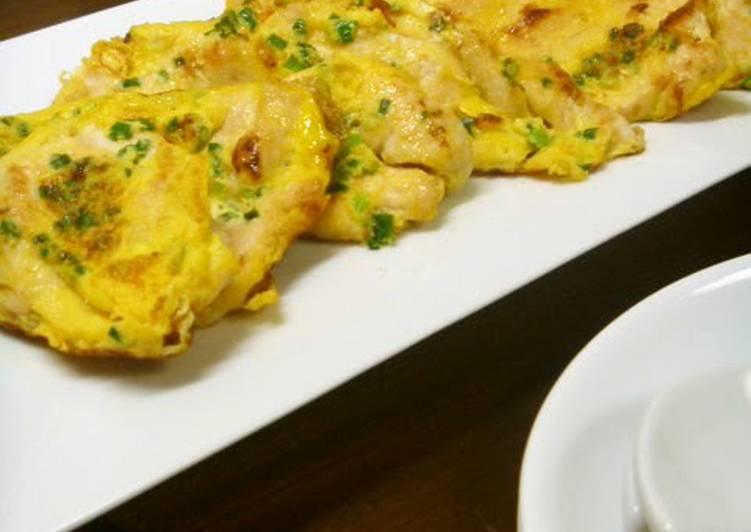 30 Minute Recipe of Refreshing Chicken Breast Piccata Jeon