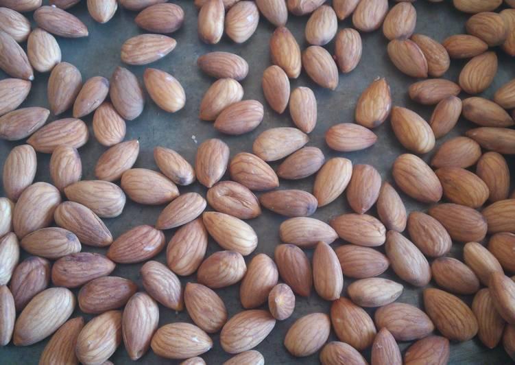 Activated x roast almond