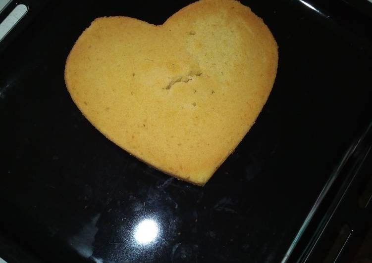 Recipe: Appetizing Simple cake recipe