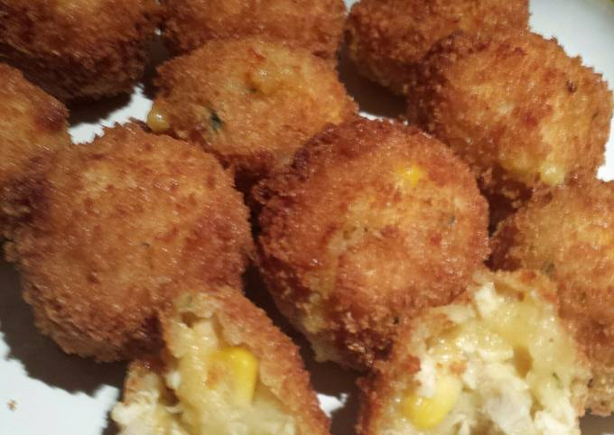 How to Prepare Quick Mashed Potato Crispers