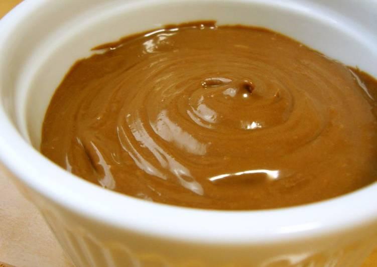 Easy Ganache Cream