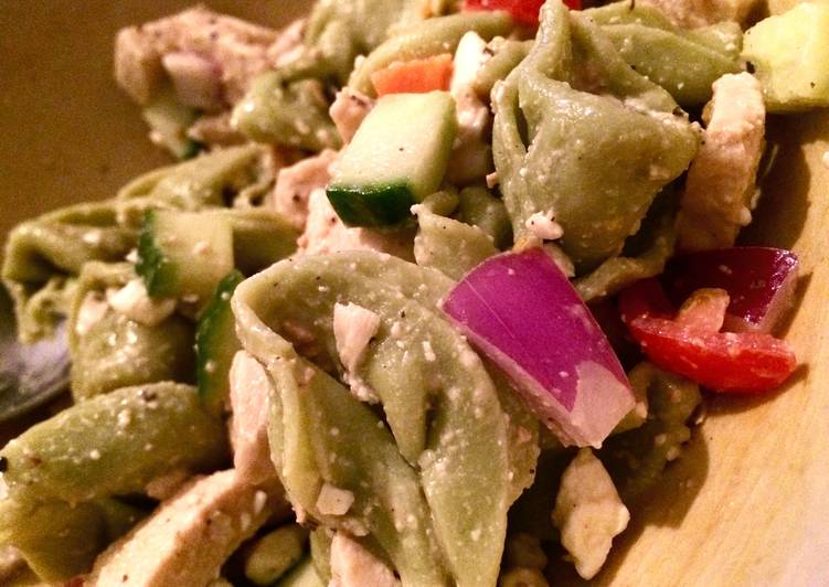 The Most Practical Way To Create Good Chicken Caesar Tortellini Salad