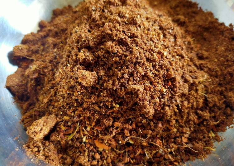 Recipe of Any-night-of-the-week Garam masala