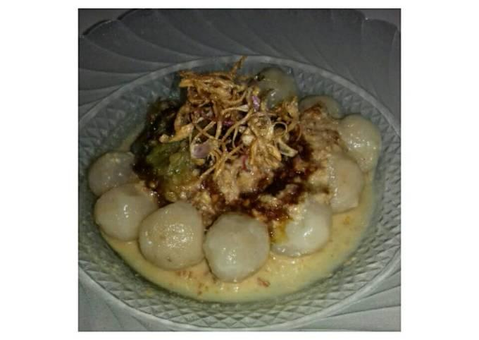 Cilok Abon Sapi homemade by Musze