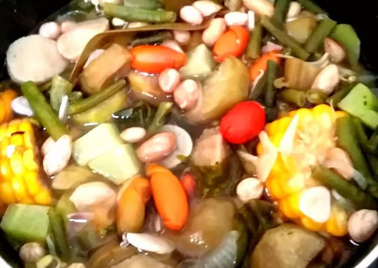 Sayur Asem Taoge
