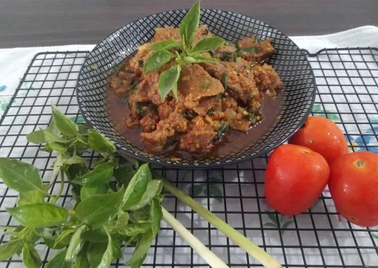 Daging Sapi Masak Woku Ala Dapur Saya😘