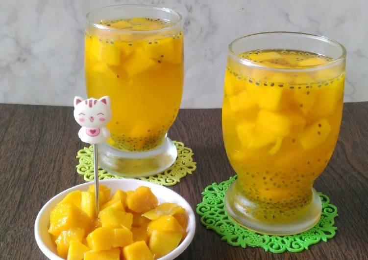 resep minuman segar untuk lebaran 2