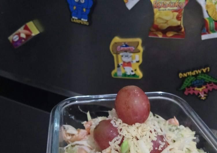 Salad sayur endess