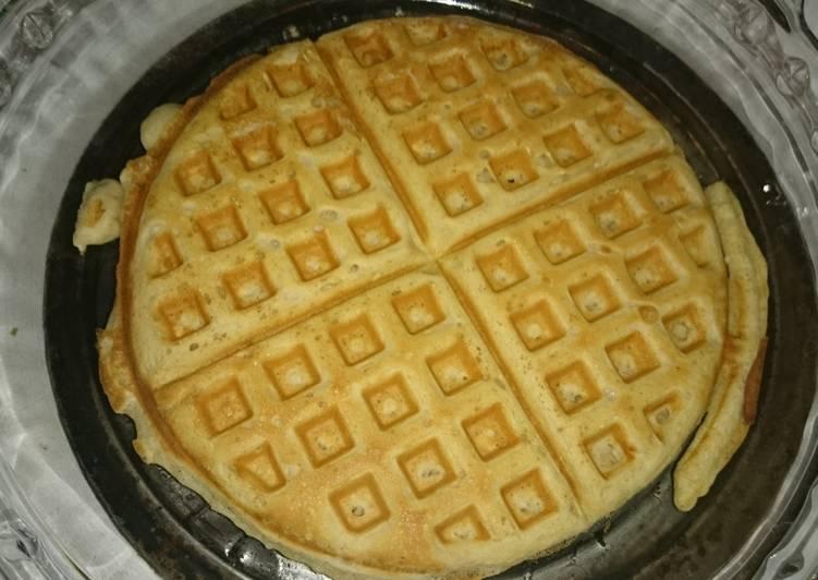 Sweet n Spicy Waffles