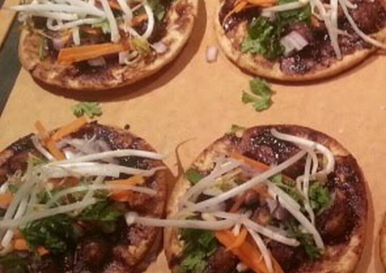30+ Dinner Ideas Royal Thai Tamarind Shrimp Mini Pizza