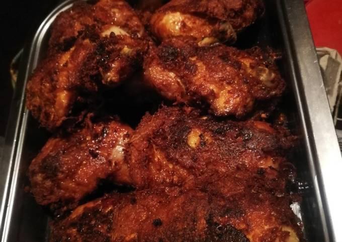 Ayam berempah padu