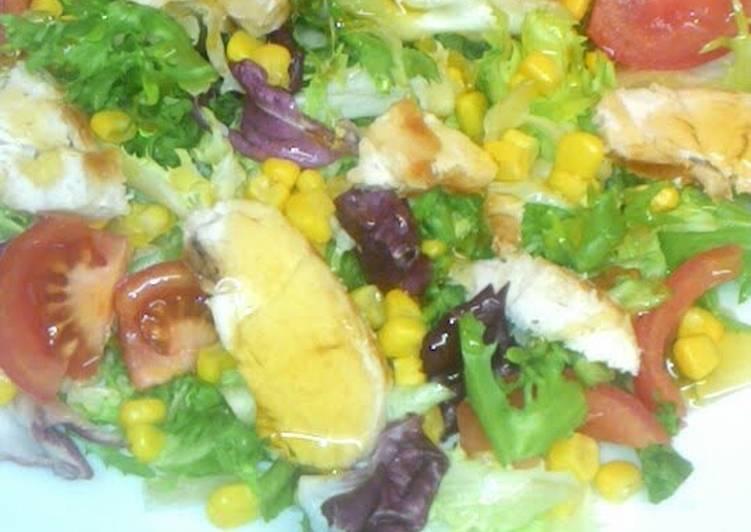Recipe: Tasty Maple Chicken Salad