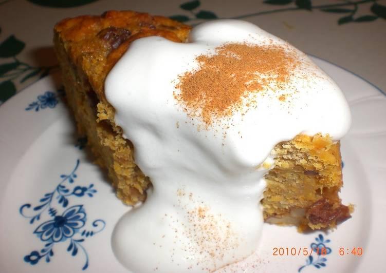 What is Dinner Ideas Award Winning Maple Carrot Cake