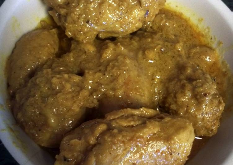 chicken curry Finding Healthy Fast Food
