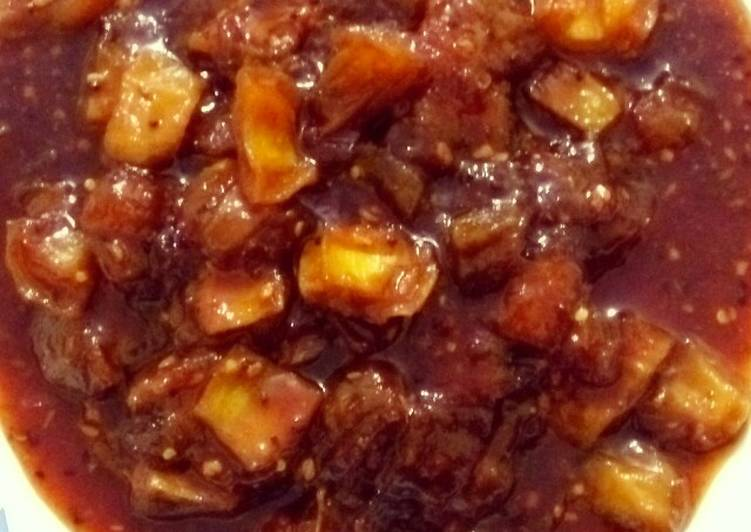 Recipe of Ultimate Mango pickle