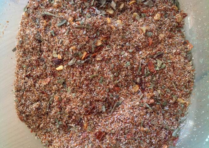 Chili Seasoning Mix Recipe By Jquiggs Cookpad