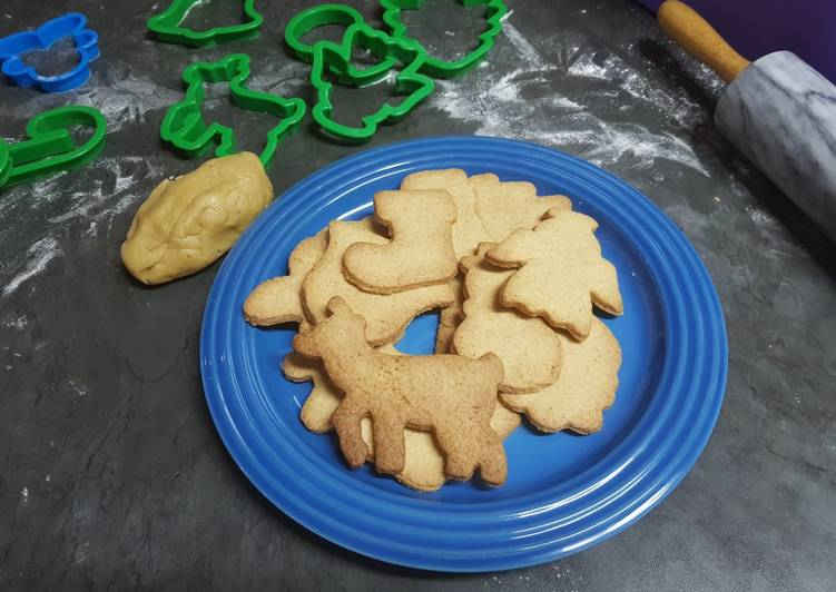 Step-by-Step Guide to Prepare Favorite Spice Cookies