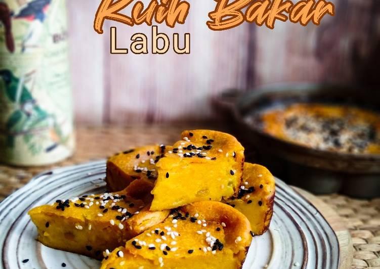 Kuih Bakar Labu - velavinkabakery.com