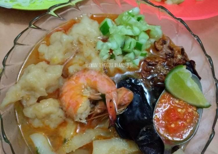 Tekwan Palembang, Ikan Tenggiri