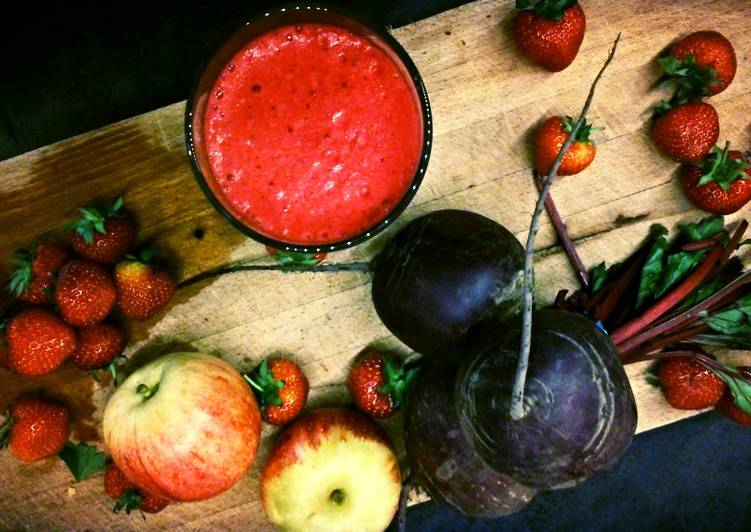 Sweet Beet Blast - Supercharge your Workout