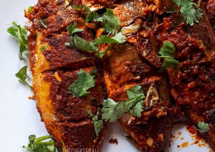 The BEST of Meen Mulakittath / Fish Masala