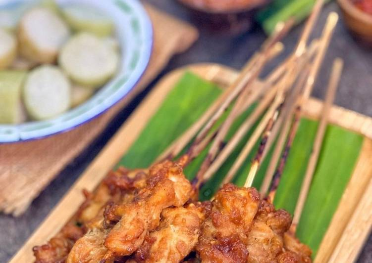 Sate Ayam Simple ala Tiger Kitchen