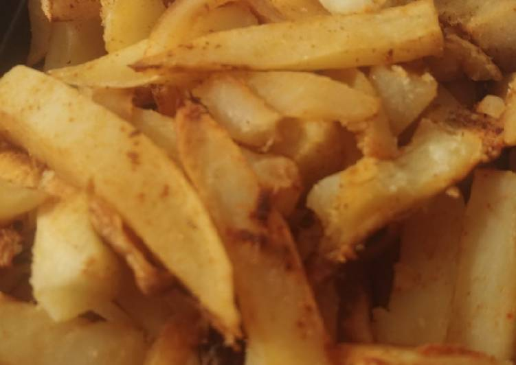 Recipe: Perfect Baked French Fries