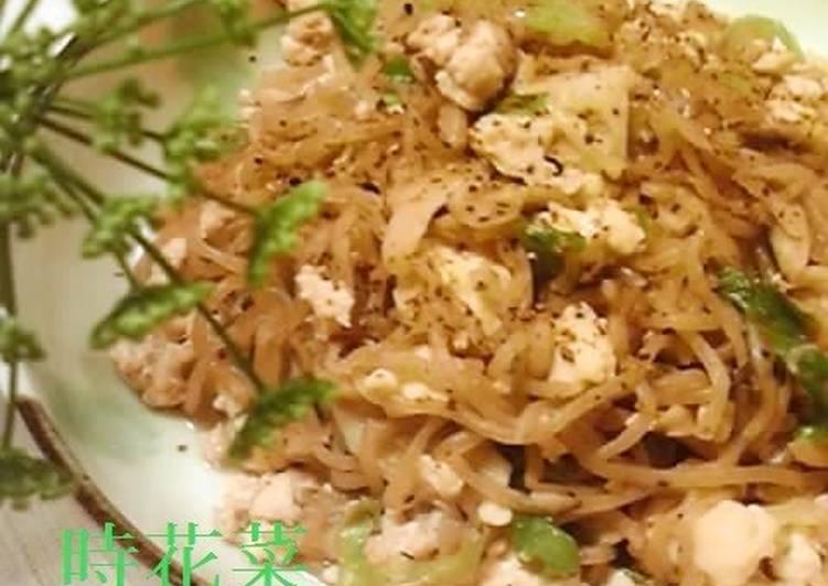 Recipe of Quick Economical Sukiyaki
