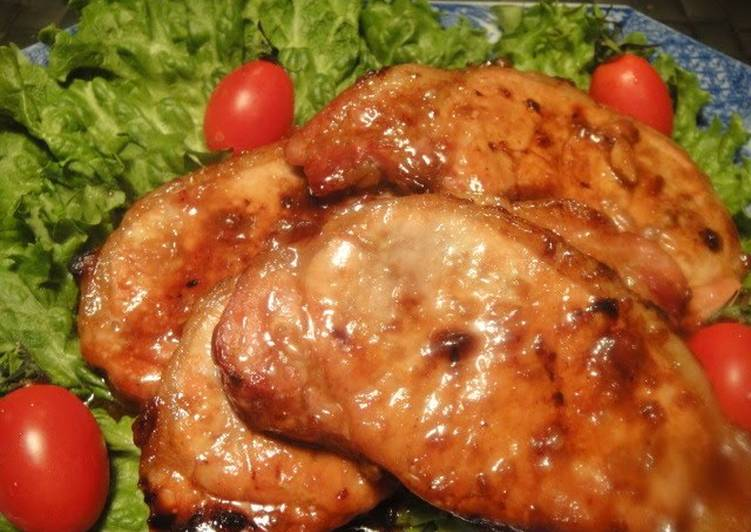 Roast Pork with 5-Spice Powder