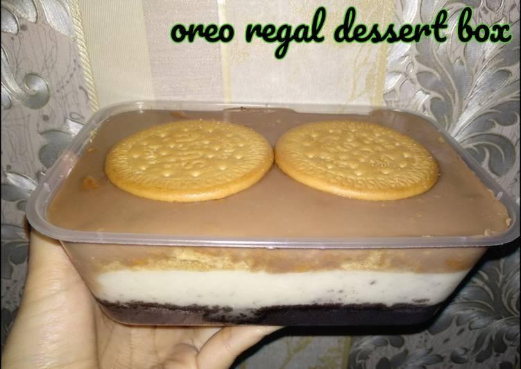 Oreo Regal Dessert Box