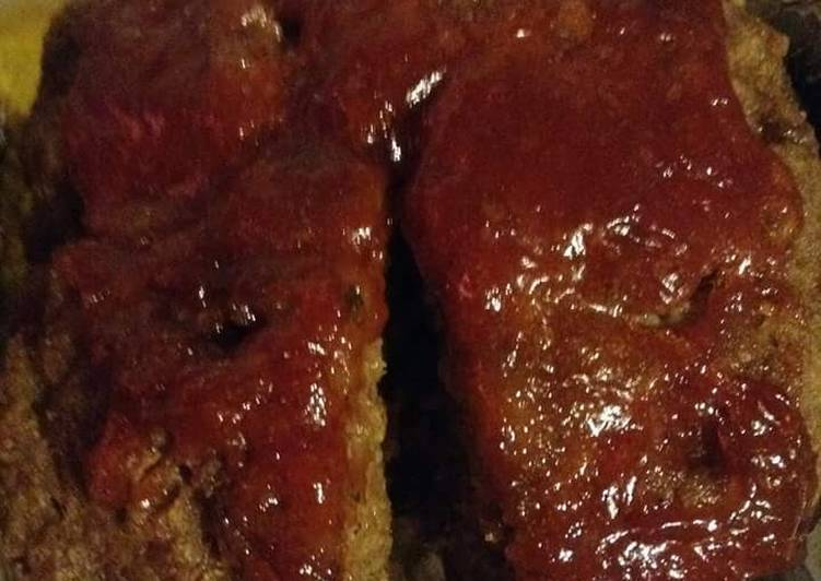 How to Make Yummy Meatloaf