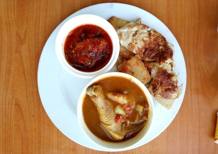 Easiest Way to Prepare Favorite Ddk and Chicken Pepper soup with Stew