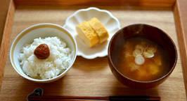 Hình ảnh món Súp Miso cổ điển Nhật Bản với đậu phụ của Aneko-chan