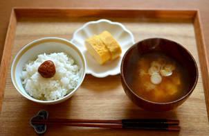 Súp Miso cổ điển Nhật Bản với đậu phụ của Aneko-chan