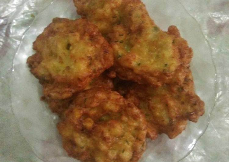 12 Resep: Bakwan Jagung , Sempurna