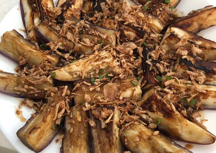 How to Make Tasty Grandma's Grilled Eggplant