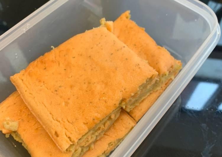 Easiest Way to Cook Tasty Vegan Lentil bread
