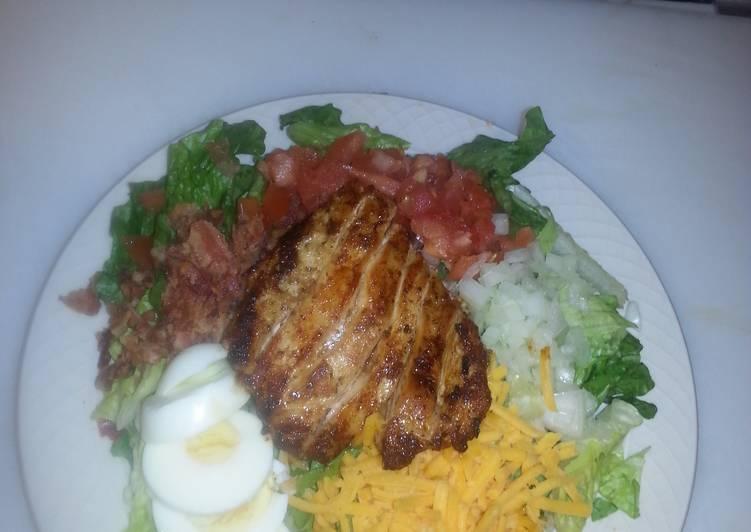 Boobie's Fiesta Cobb Salad