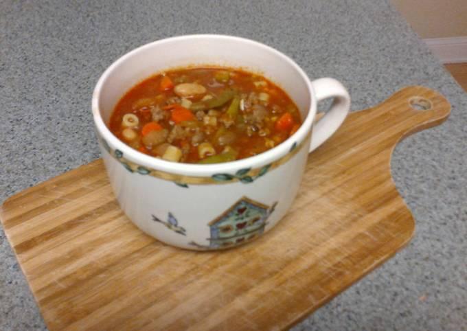 Easy Minestrone Stew