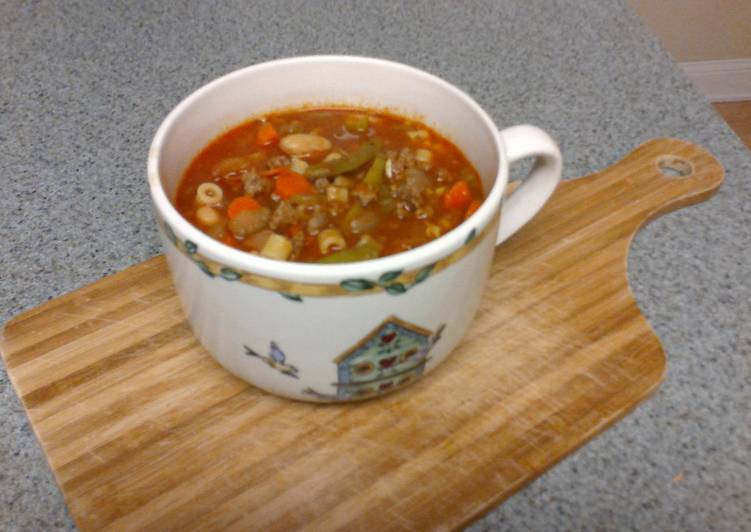 How to Make Perfect Easy Minestrone Stew