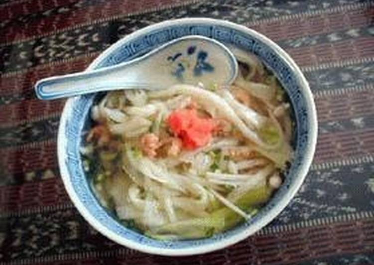 Vietnamese-Style Homemade Noodles