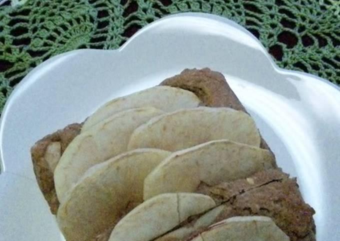 Easiest Way to Prepare Appetizing Easy Macrobiotic Recipe Apple Cake