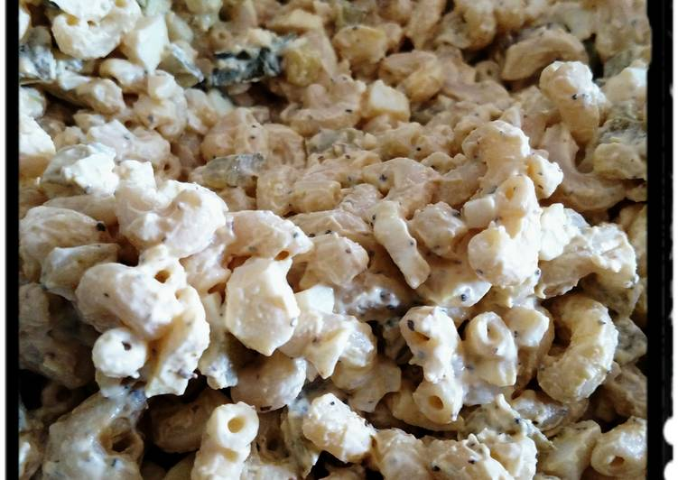 Easiest Way to Make Appetizing Best Macaroni Salad