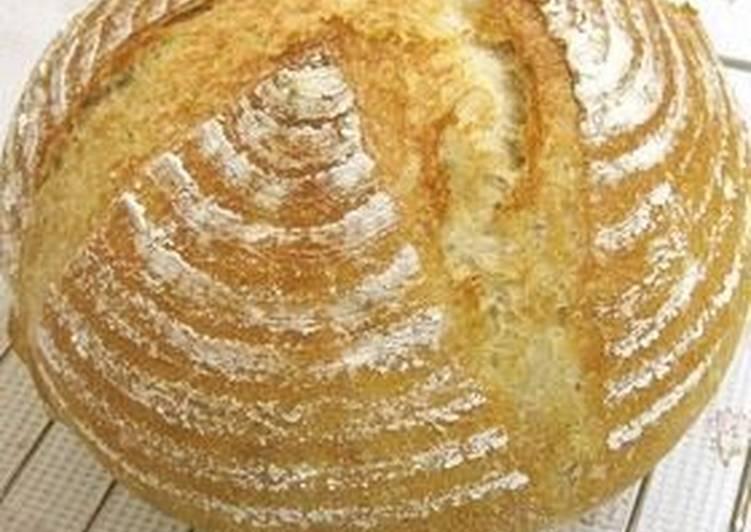 Whole Wheat Pain de Campagne